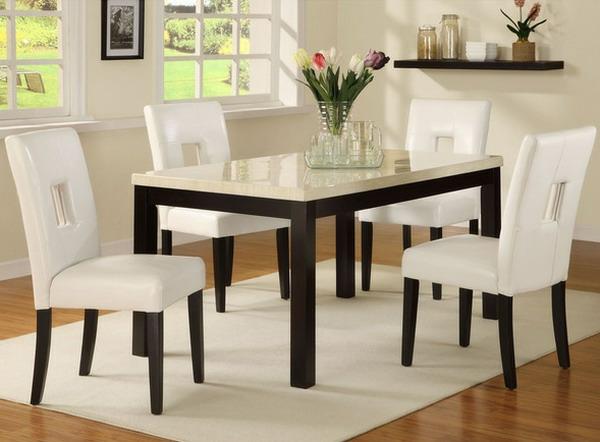 trapezariq stolove koja beli damaska
