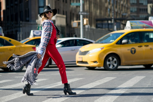 street style ot nu iork sedmicata na modata kare