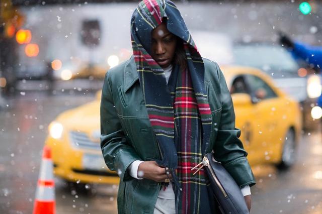 street style ot nu iork sedmicata na modata shal