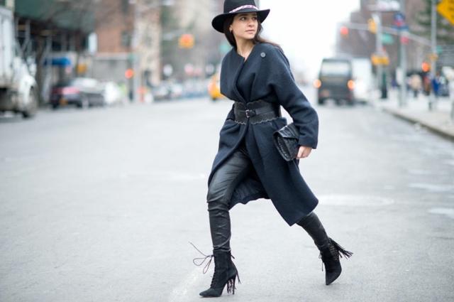 street style ot nu iork sedmicata na modata shapka