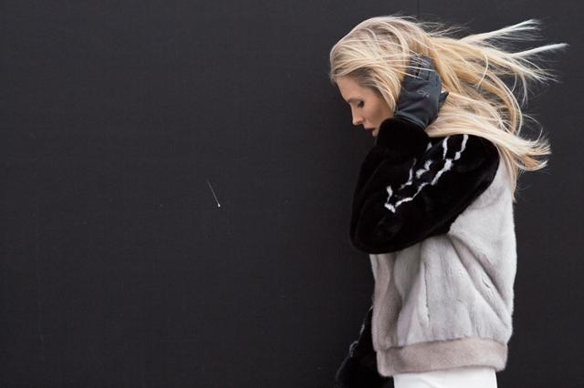 street style ot nu iork sedmicata na modata sportno qke koja