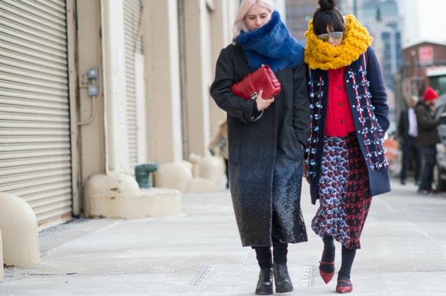 street style ot nu iork sedmicata na modata vizii