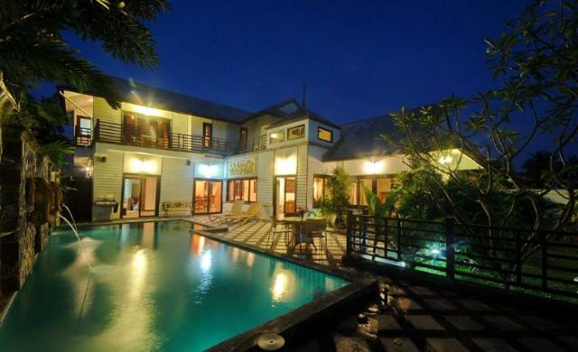 tailand Ko Samui  luksozni vili Samui Sun