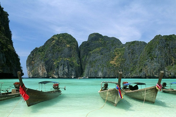 tailnad Phi Phi ostrovi