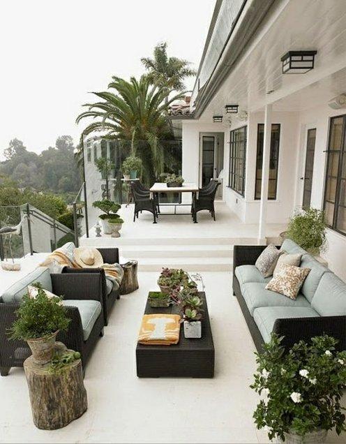idei za terasa
