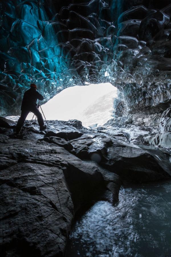 ledeni peshteri tuneli islandiq