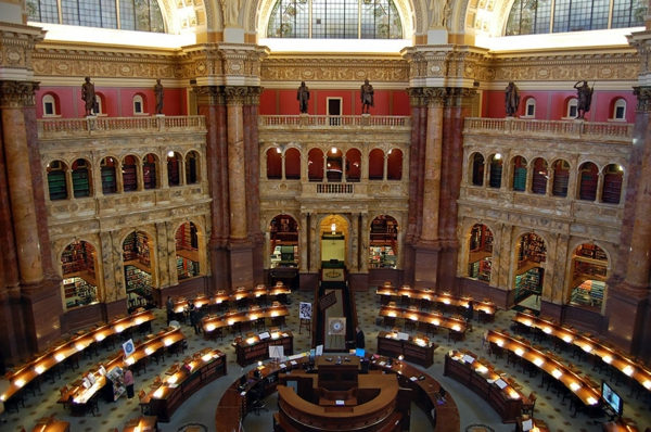 velichestveni naj vnushitelnite biblioteki po sveta
