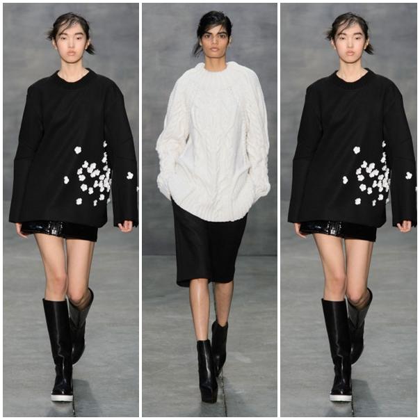 vera wang new york modna sedmica esen zima