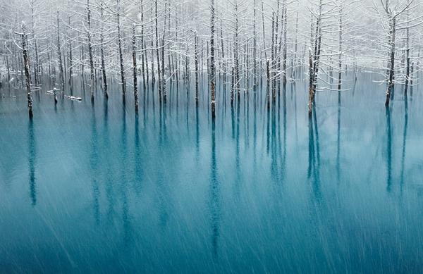 zamraznali ezera qponiq