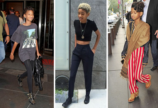 zvezdi s ubiistven stil willow smith