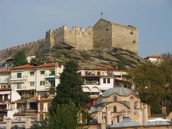akropolo kavala zamak kashti sgradi