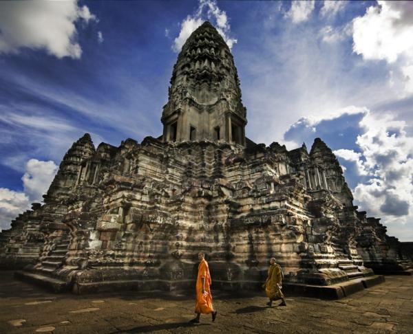 hram kuloni kamak angkor vat kambodja