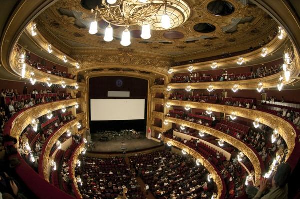 teatar Gran Teatre del Liceu barselona