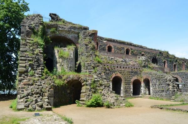 zamak Kaiserpfalz duseldorf