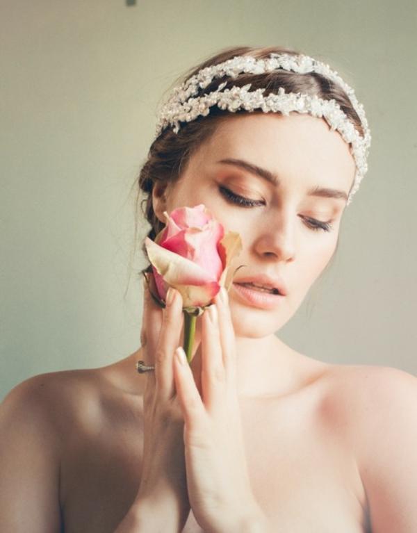 aksesoari kosa bulki beli perli retro stil