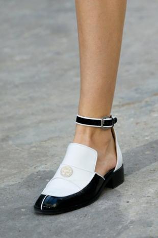 aksesoari tendencii niski obuvki chanel