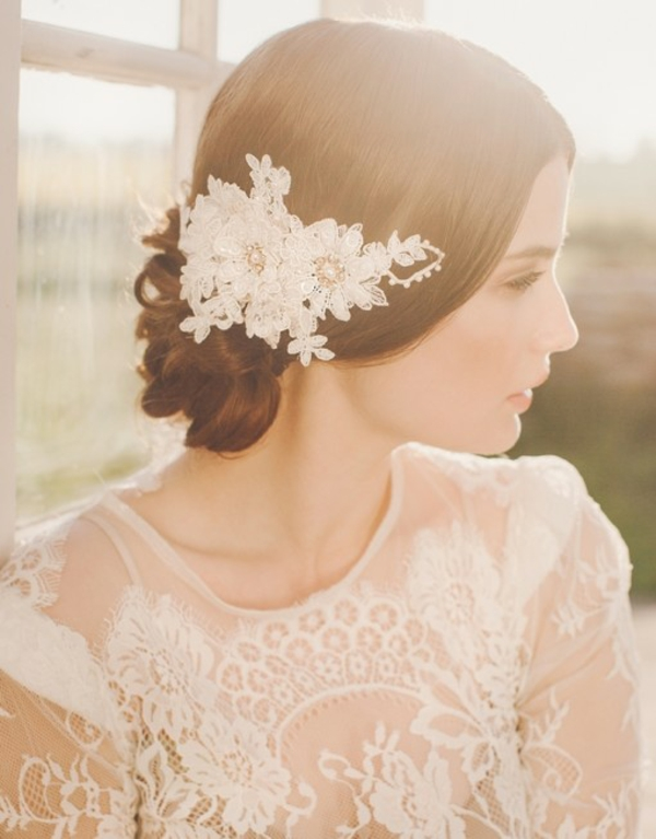 aksesoari za kosa cvetq perli bulki v retro stil