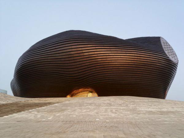 ordos muzei arhitektura