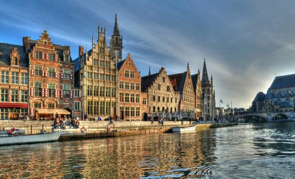 atrakcii belgiq arhitektira sgradi reka