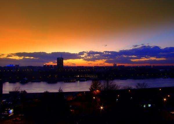 belgrad reka sgradi zalez