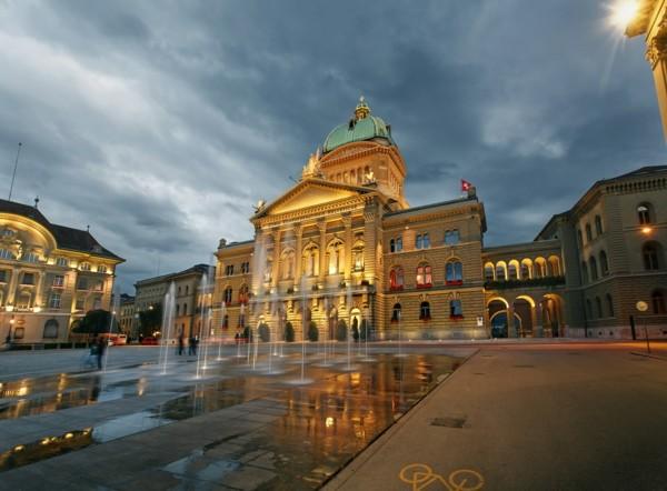 parlament bern sgrada shveicariq ploshtad fontani