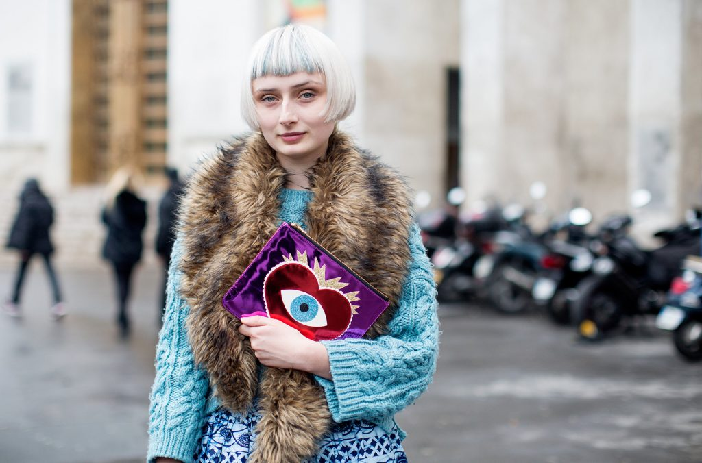 chanta cluch street style prolet