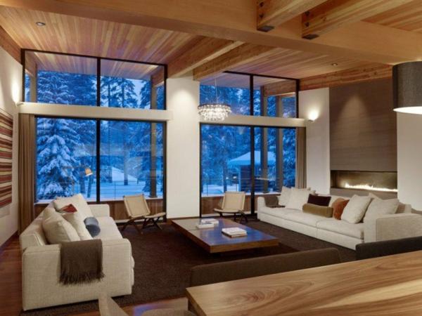 interior hol darveni elementi tavan divan bql