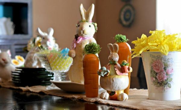 dekoraciq velikdenska za masa zaici morkovi