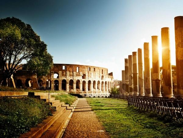 destinacii italiq rim panteona