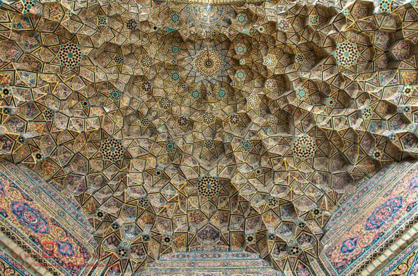 tavani relef djamiq iran interior