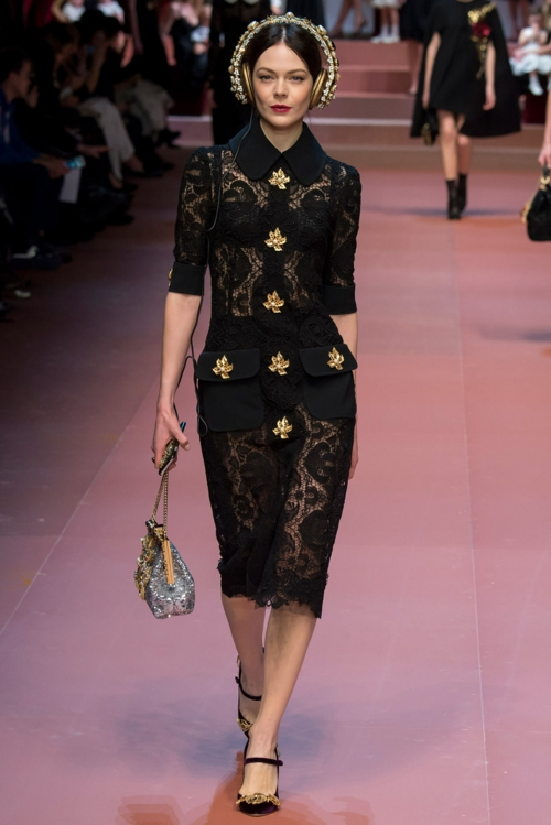 dolce and gabbana esen zima 2015