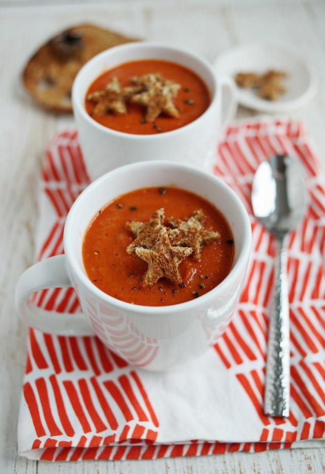 domatena supa recepta