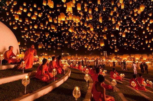 festivali feneri po sveta tailand