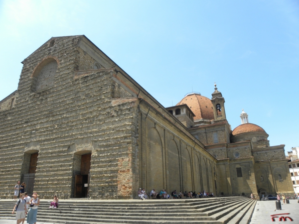 bazilika san lorenco italiq florenciq