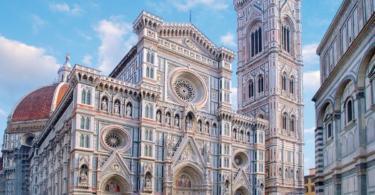 Флоренция - цвете от Тоскана