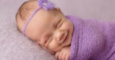fotografiq momiche bebe usmivka