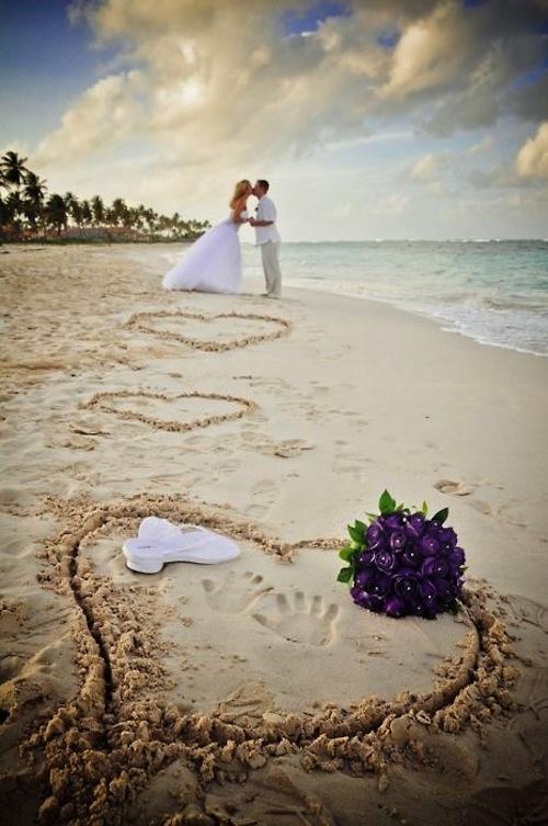 fotografiq plaj ideq svatba