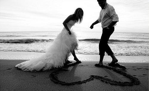 fotografiq plaj svatba