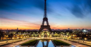 Топ 10 дестинации във Франция