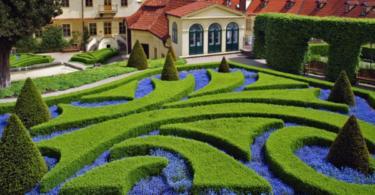 Градини в официален стил