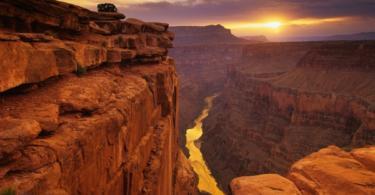 Величественият Grand Canyon