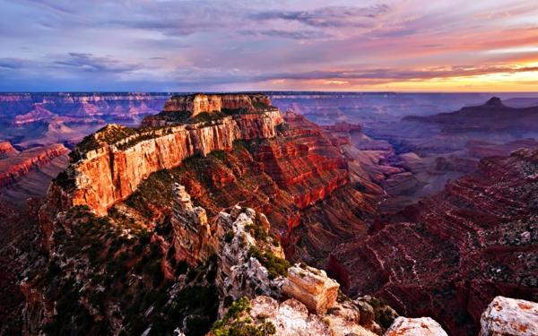 grand kanion fotografiq