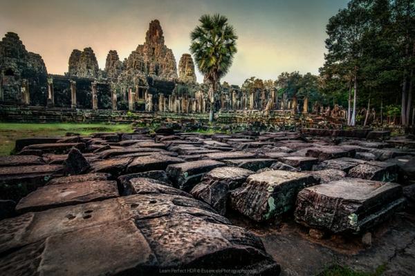 hram angkor vat kamani kambodja