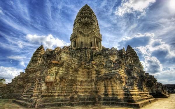hram angkor vat kambodja