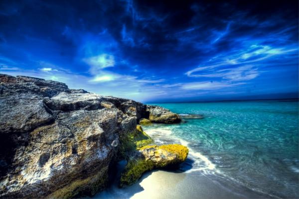 ibiza okean ispaniq more