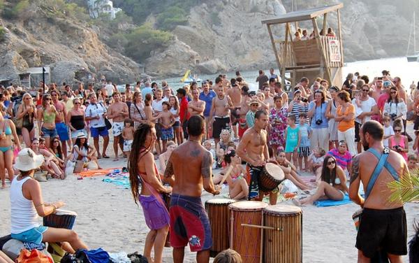 ibiza ispaniq plaj beniras