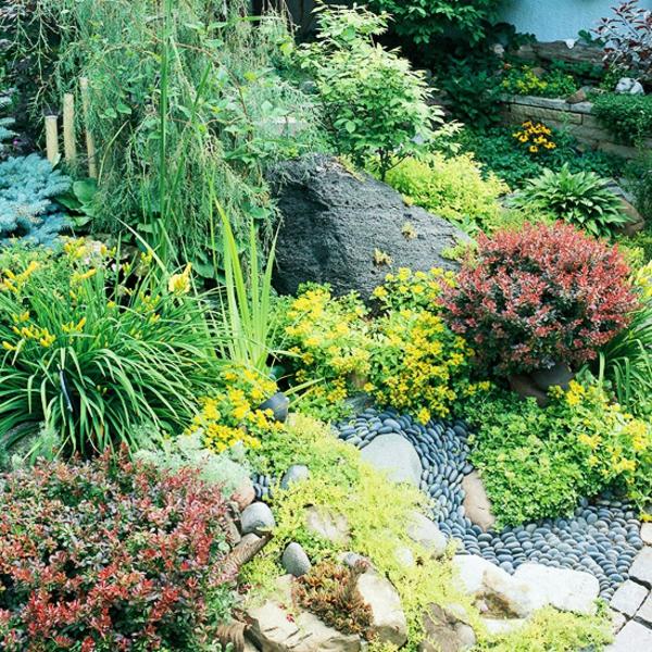 idei gradinski alpineum kamani cvetq