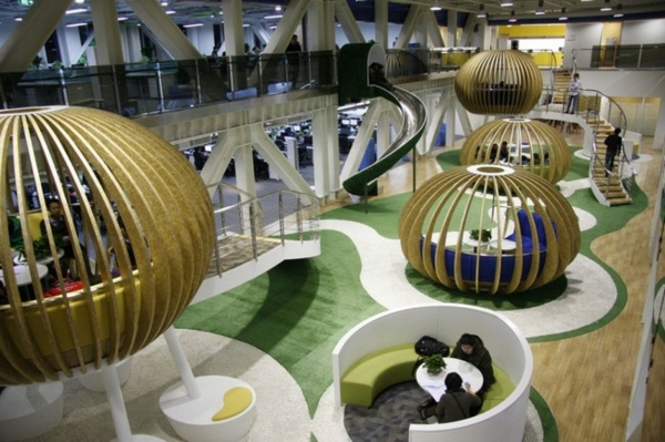 sferi ofis dizain interior kilim obzavejdane