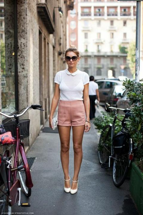 kasi pantaloni visoka taliq lqto vizii rozovo