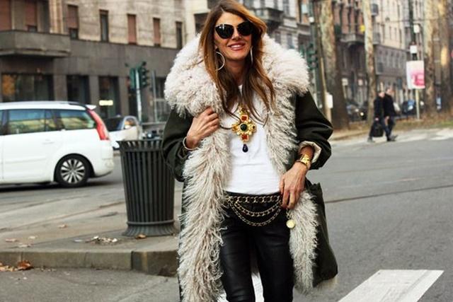 kojen pantalon viziq anna dello russo street style